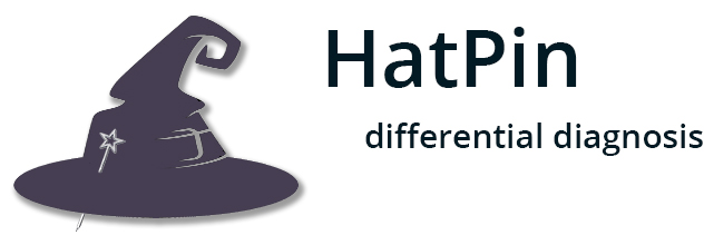 HatPin - differential diagnosis